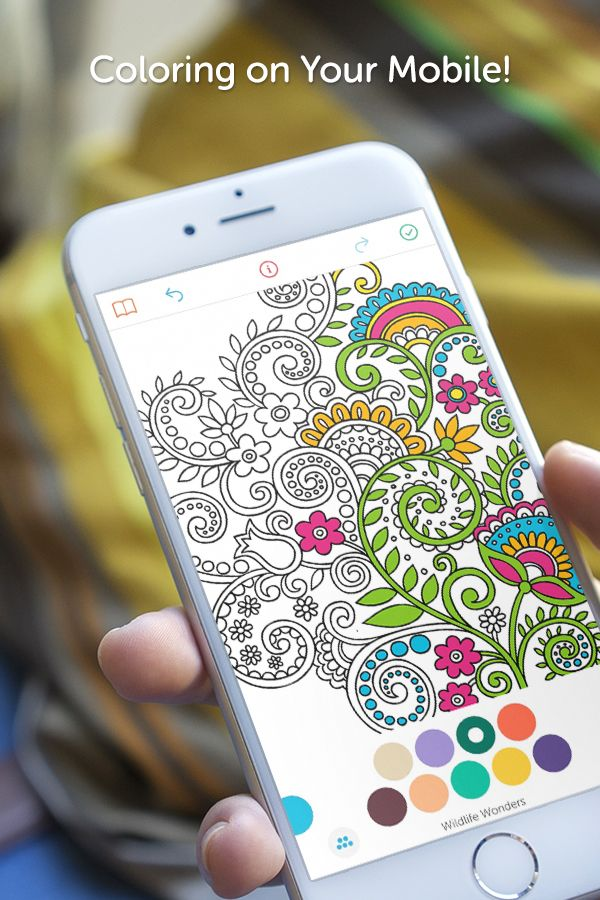 New pictures Every Day! Recolor is the world's favourite Coloring Book on Mobile. Join millions of people rediscovering the relaxation of coloring.