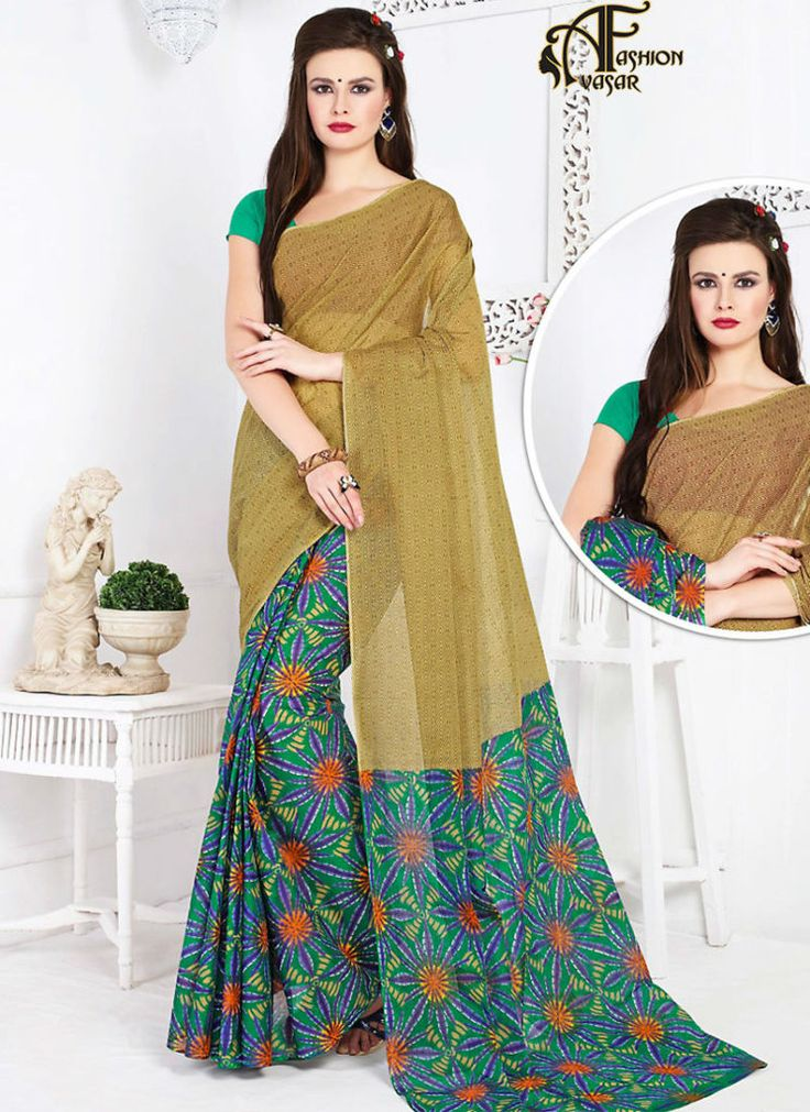 Indian Cotton Sarees Online Shopping