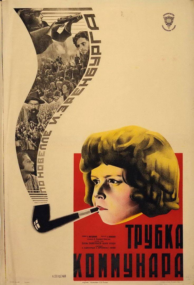 1920's Soviet.