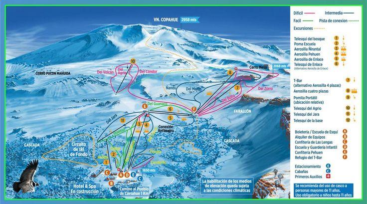 Estaciones de Esquí - Cerro Caviahue