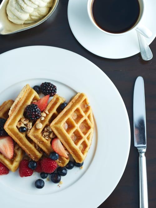 Where To Go For The Best Waffles In London   Stylight