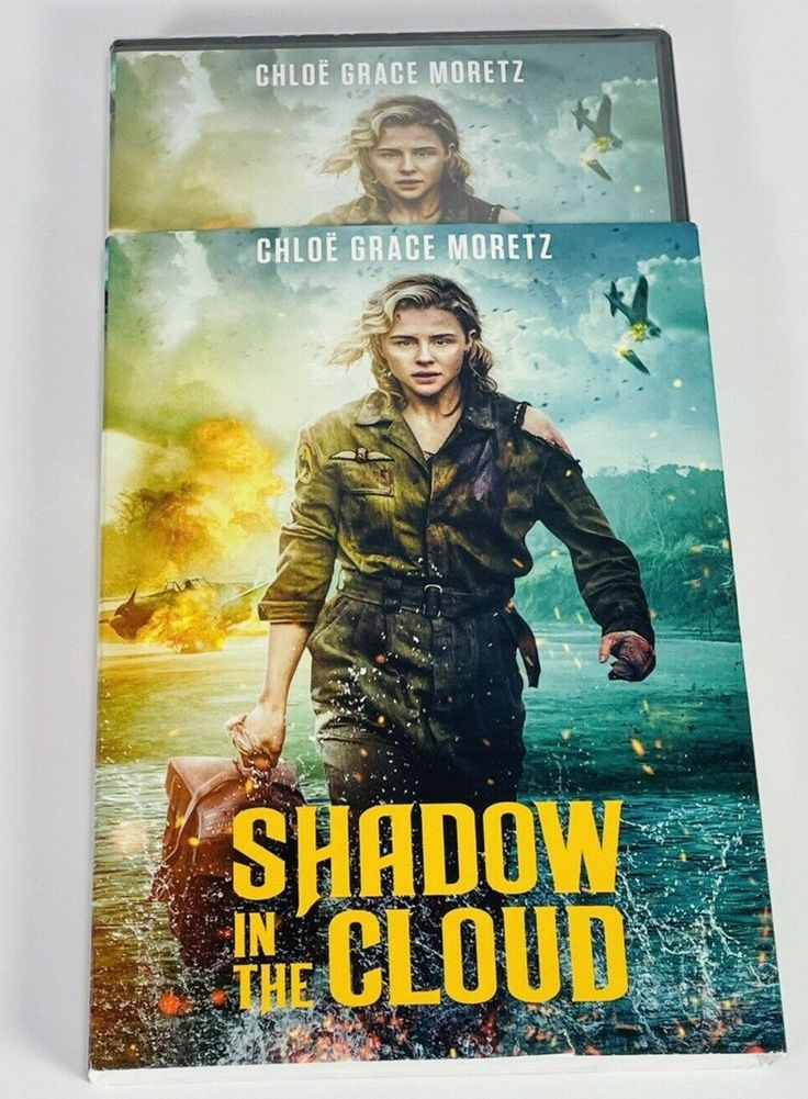 Shadow In The Cloud Dvd With Slip Cover In 2021 Cloud Movies Chloe Grace Clouds