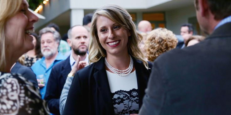 Katie Hill Can Balance a $40 Million Budget, Run a Statewide Organization, and Inspire the Masses. What's Next? Congress.