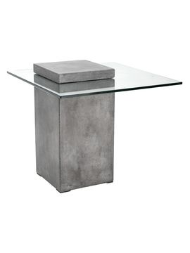 Grange End Table from Minimalist Interiors: Furniture & Accents on Gilt