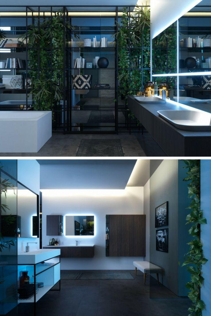 Il nuovo showroom di arredo bagno di Ideagroup in provincia di Treviso.
