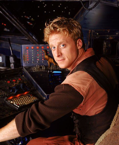 Alan Tudyk. I fell in love with this guy as Wash on Firefly, but he pretty much rocks at everything.