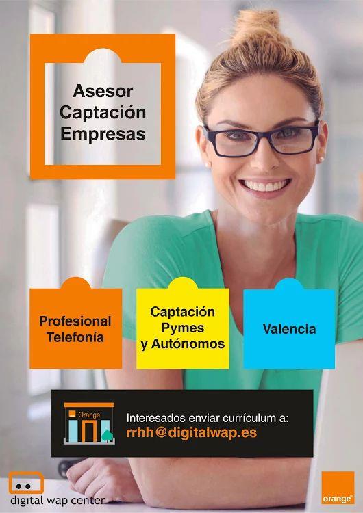 Únete a nuestro equipo y forma parte de una empresa solvente #OfertaDeTrabajo #ofertaempleo #job #jobsearch #Valencia