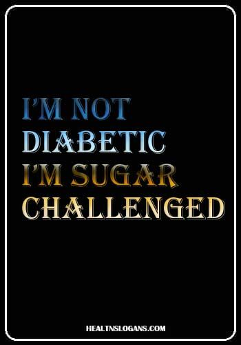 dating a diabetic quotes