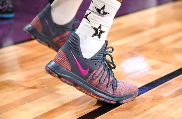 kevin durant all star shoes 2018 Kevin