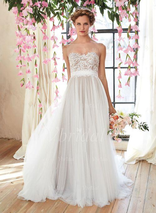 120 best Kleider images on Pinterest | Wedding ideas, Gown wedding ...