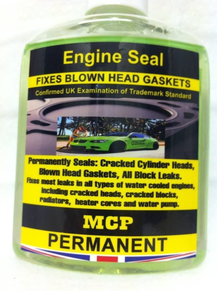 STEEL SEAL HEAD GASKET SEALER, ENGINE BLOCKS CYLINDERS HEAD GASKETS REPAIRS, MCP | eBay