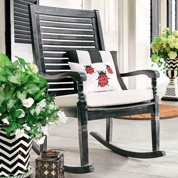 Front Porch Ideas Small Furniture: Best 25+ Vintage Rocking Chair Ideas On Pinterest