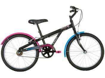 Bicicleta Caloi Monster High Infantil Aro 20 - Freio V-brake