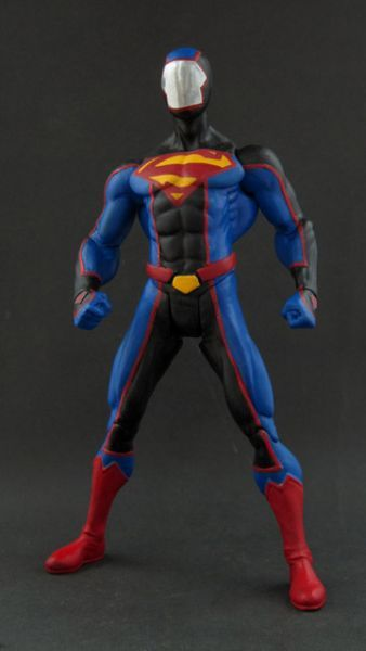 Superman Futures End (DC Direct) Custom Action Figure