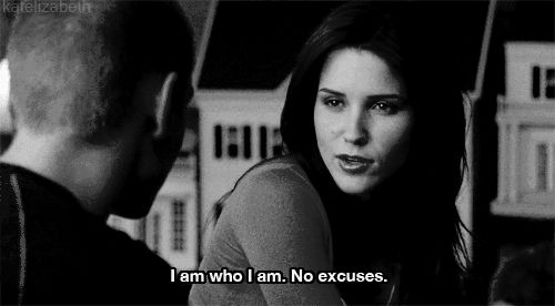 Way to go, Brooke Davis!