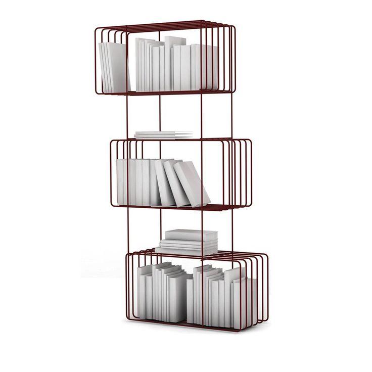 Buy Metal Bookshelves Online | Metal Bookshelves Prices | 212Concept