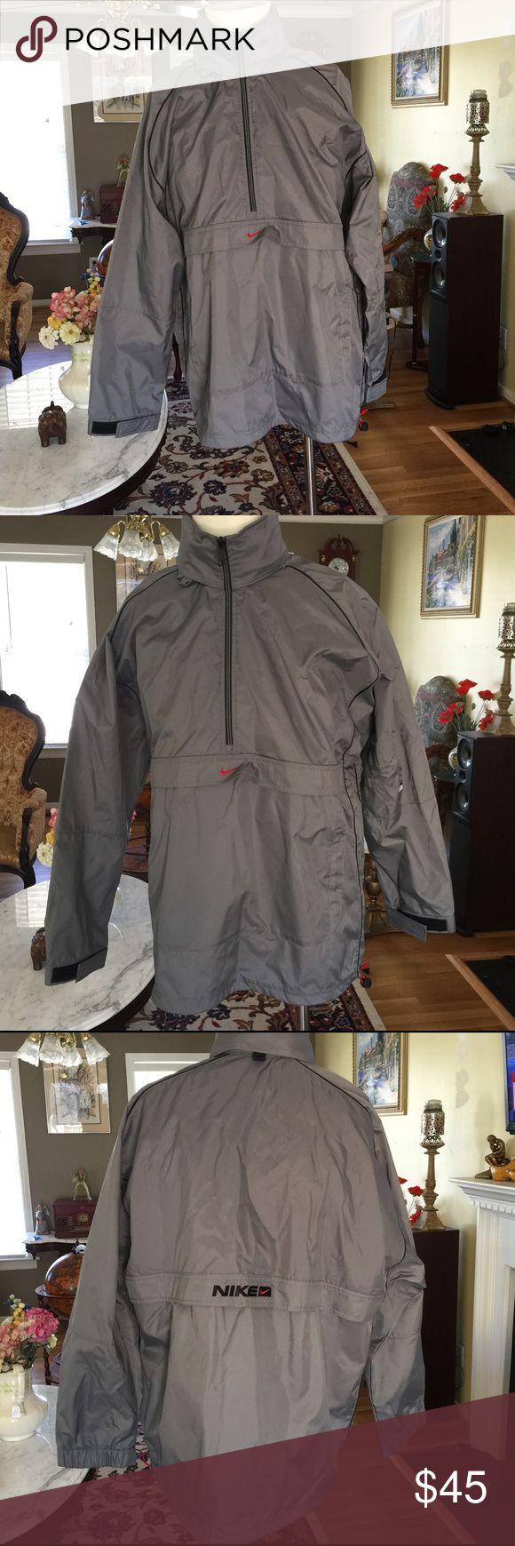Men's Nike Rain Jacket size M Gently used Nike Jackets & Coats Raincoats
