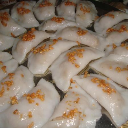 Resep Chai kwe (choi pan)
