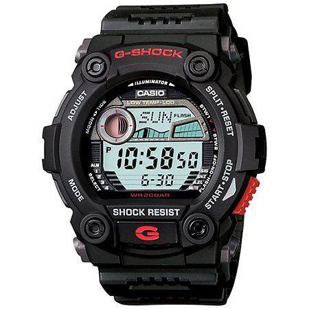 Casio G-Shock Gulfman Tide and Moon Mens Watch G7900-1D - http://www.specialdaysgift.com/casio-g-shock-gulfman-tide-and-moon-mens-watch-g7900-1d/