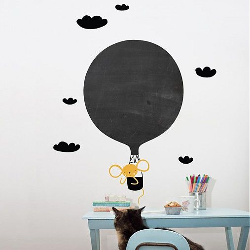 Tabule - Myška v balóne