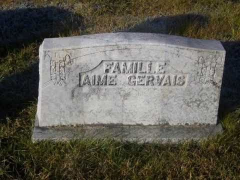 Genier Catholic Cemetery near Cochrane Ontario VIdeo 1 of 2
