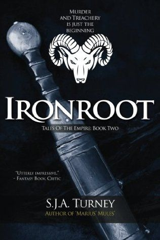 book cover of   Ironroot