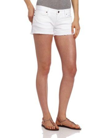 Lucky Brand Women's Riley Low Rise Short, Pearl, 30 Lucky Brand. $69.50