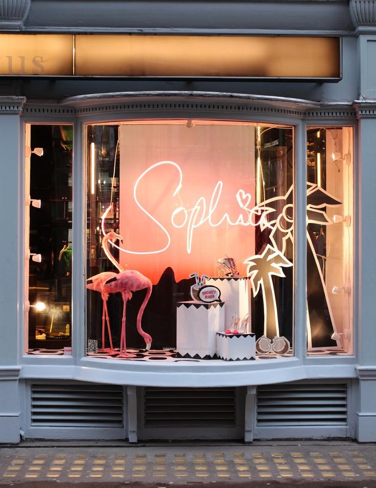 The Browns Blog: Sophia Webster | London Fashion Week Windows