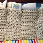 Baby crochet organizer