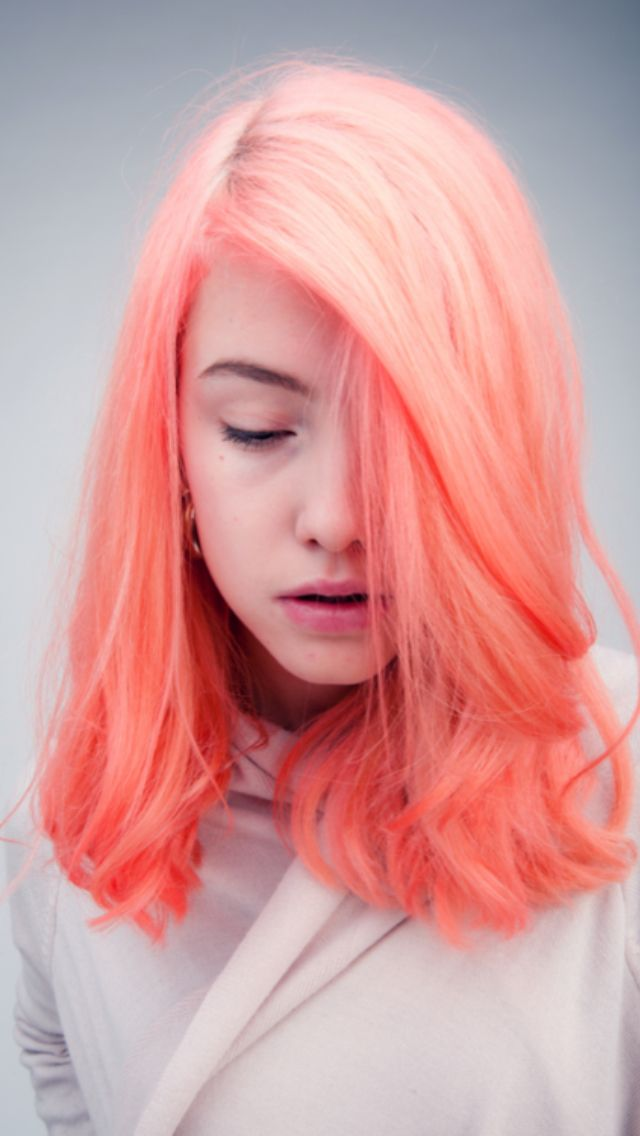 too old for fun hair colors?