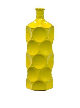54% OFF Small Ceramic Bottle, Yellow