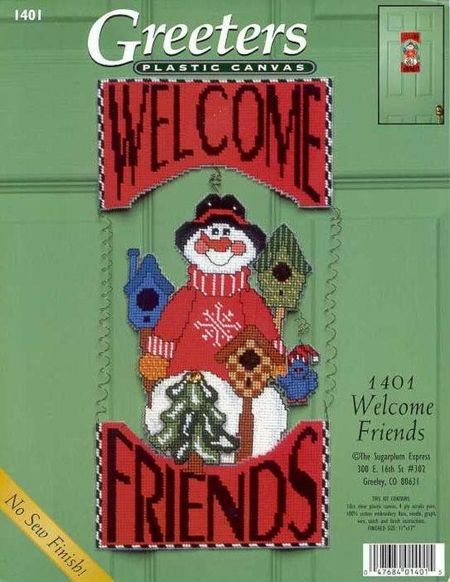Welcome Friends 1