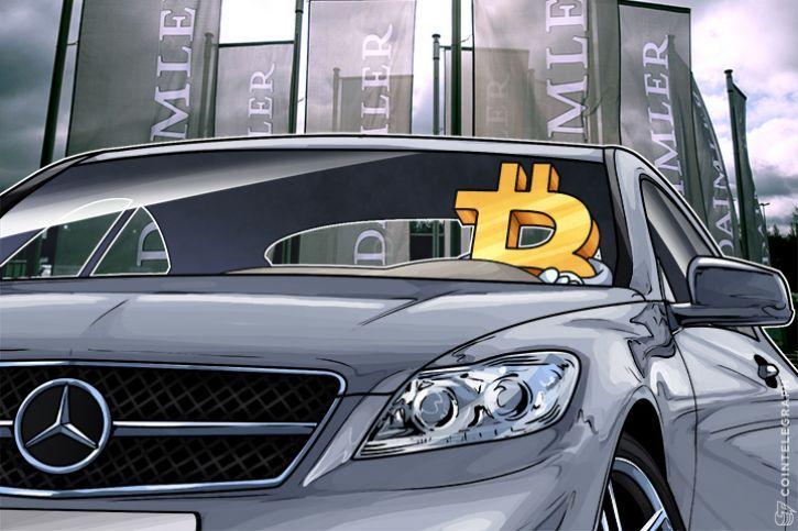 Bitcoin Car Purchase
