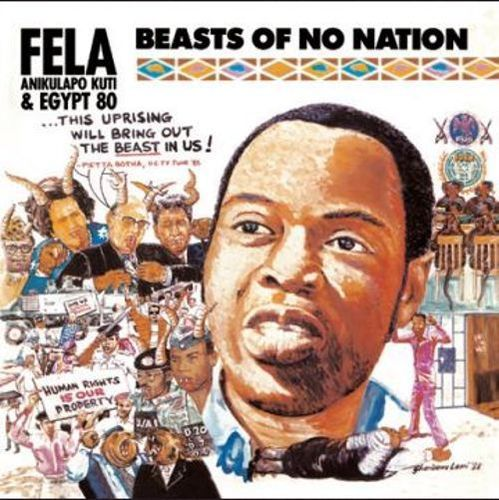 Beasts of No Nation [White Vinyl] [LP] - Vinyl