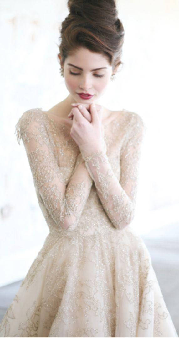 Monique Lhuillier #gorgeous