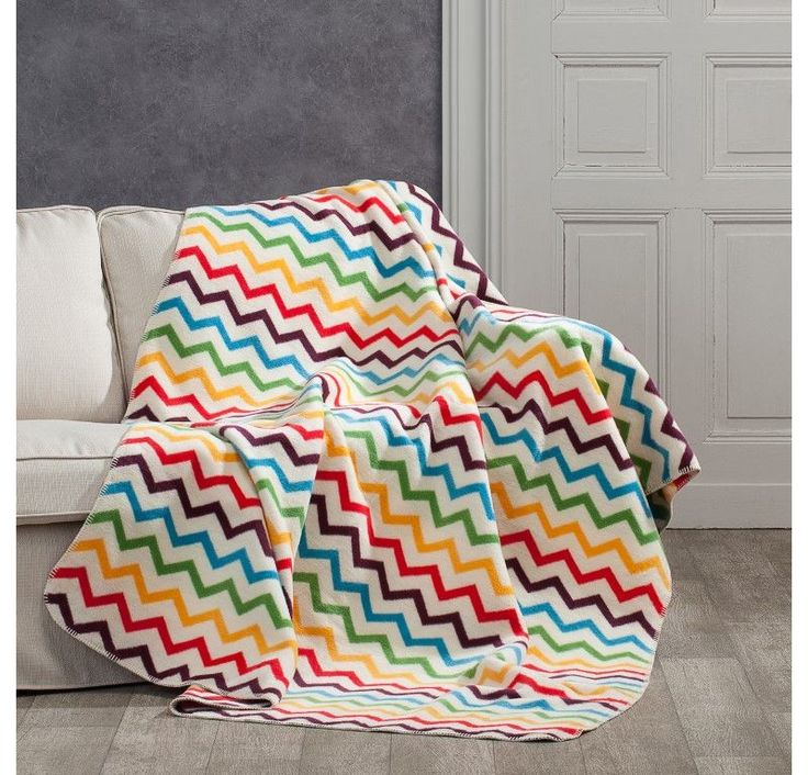 Deka Cotton Cloud 150x200cm Rainbow
