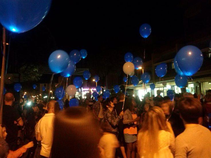 I mille palloncini blu part 3 #notteceleste