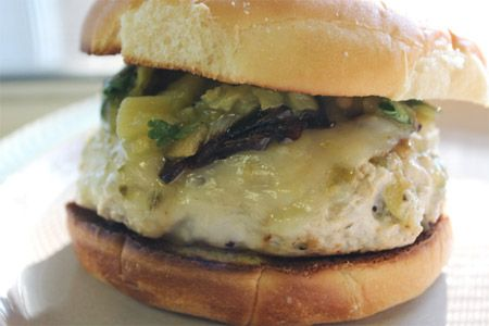 505 Green Chili turkey burger recipe | Turkey;DUCK AND OTHER bIRDS ...