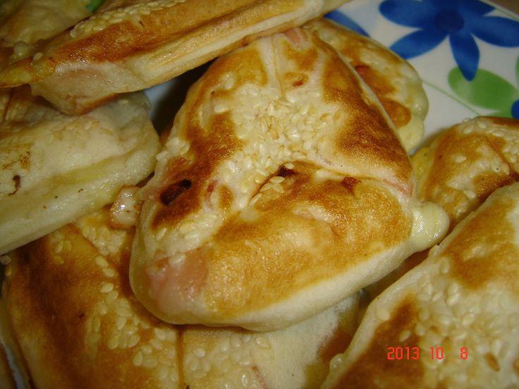 Betti gluténmentes konyhája: Szendvicssütős párnácska
