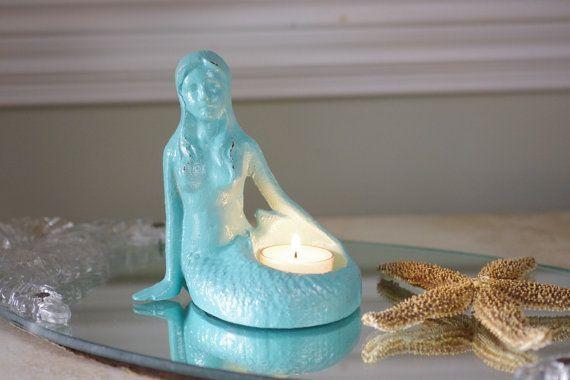 Mermaid Bathroom Decor And Accessories: 37 Best Mermaid Bathroom Ideas Images On Pinterest