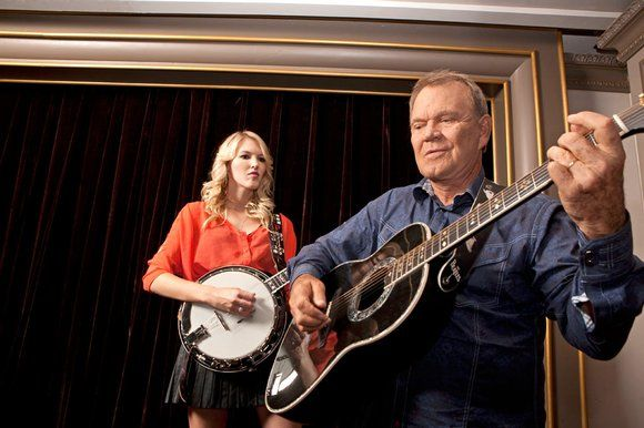 1000 images about glen campbell on pinterest true grit On how is glen campbell doing these days
