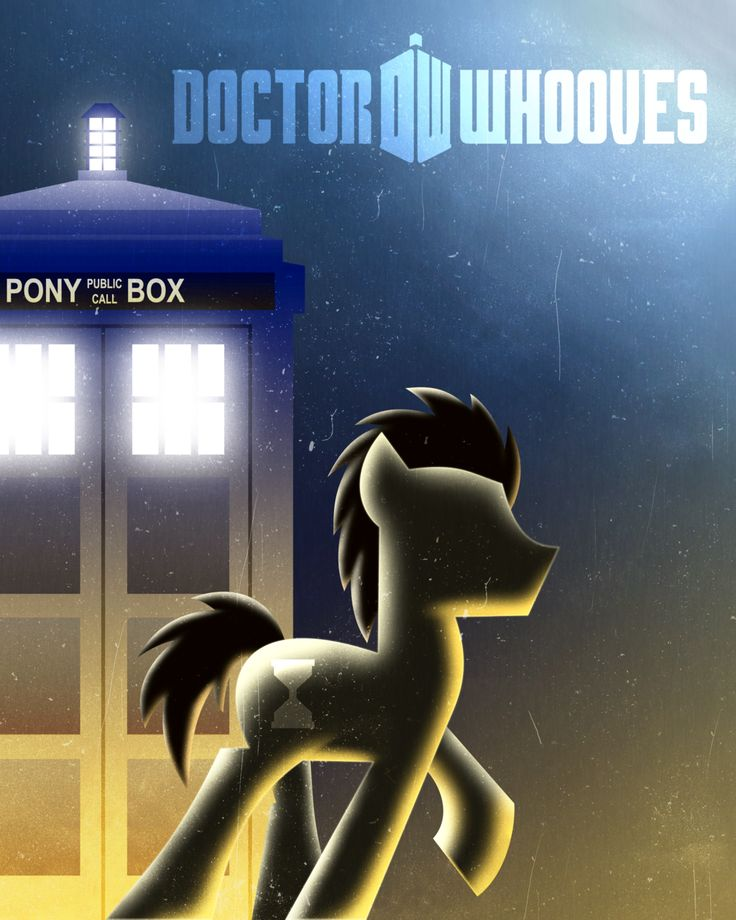 Doctor Whooves by Tico-Machi.deviantart.com on @deviantART