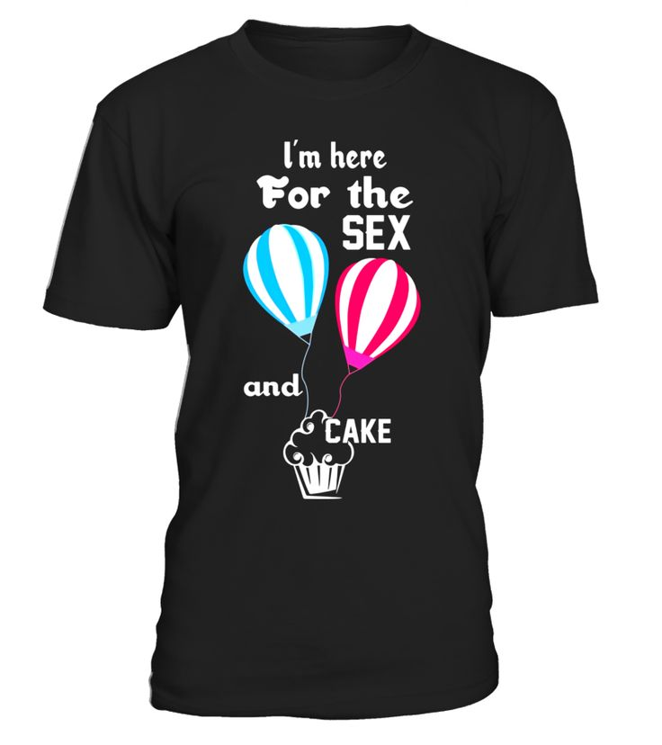 I'm Here for the Sex Gender Reveal T-shirt  Funny reveal baby party T-shirt, Best reveal baby party T-shirt