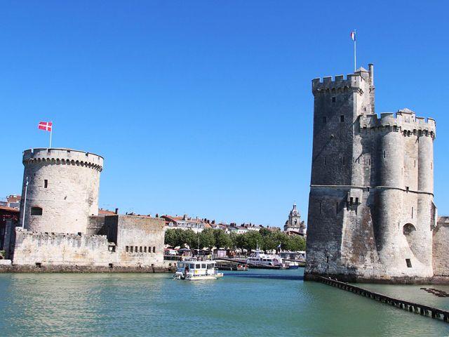 Visiter La Rochelle - Les tours de La Rochelle