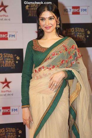 Divya Khosla Kumar, Indian clothing.