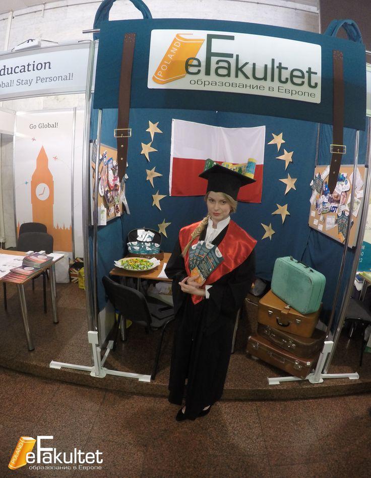 Осталось 2 дня! Ты еще можешь успеть!   #eFakultet #Poland #Polska #Польша #Образование_в_Польше #Учеба #Выставка #Карьера