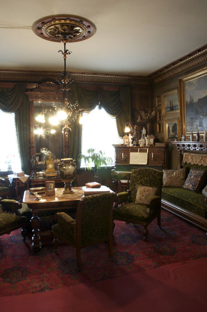 11 best Victorian style images on Pinterest Architecture - chippendale wohnzimmer weis