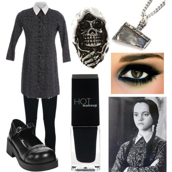 17 Best Images About Addams Family Fashion On Pinterest
