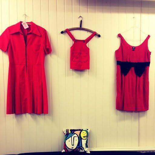 Julklänningar till alla i familjen! | Vintage & Second hand - Marshmallow Electra #vintage #secondhand #fashion #osom #iwantthis
