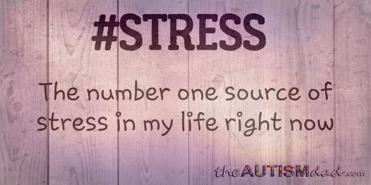 (The number one source of stress in my life right now)   By: Rob Gorski  https://www.theautismdad.com/2018/03/06/the-number-one-source-of-stress-in-my-life-right-now/  #Autism, #Clozapine, #Dad, #Family, #Parenting, #Prescription, #Schizophrenia, #SpecialNeedsParenting